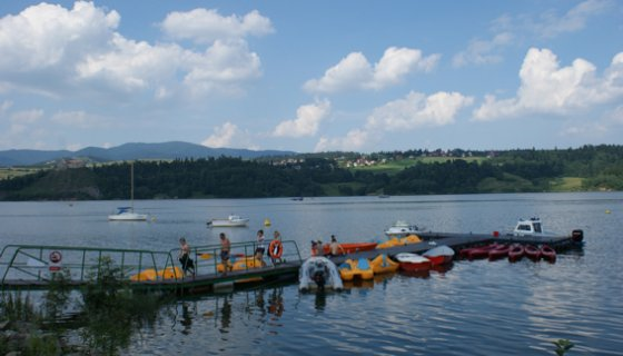 kacwin.pl łódki niedzica