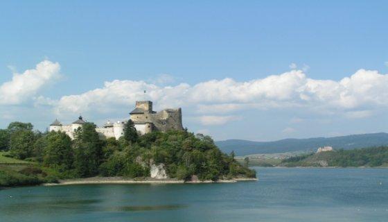 kacwin.pl zamek niedzica atrakcje